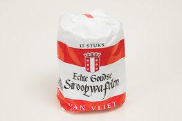 Van Vliet echte Goudse Stroopwafels, 15 stuks