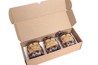 3 pakjes Goudstroop stroopwafels